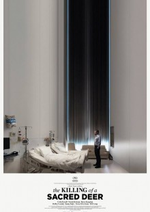 Killing of a Sacred Deer movie poster Japan review