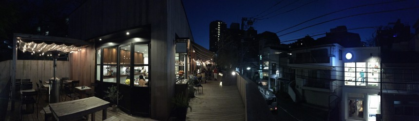 Tokyo High Line Log Road Daikanyama