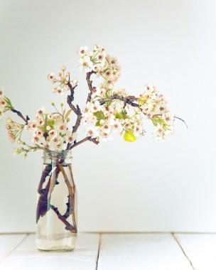 March Community Ikebana