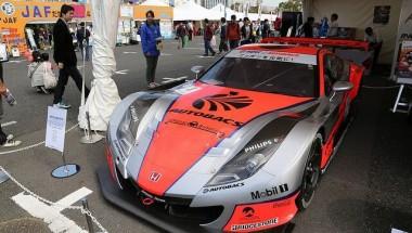Motor Sport Japan 2018