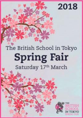 March Community British School Spring Fair