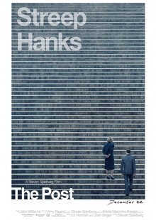 The Post movie review poster Tokyo Meryl Streep Tom Hanks