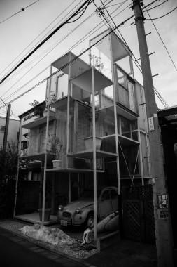 Sou Fujimoto's House NA (2011)