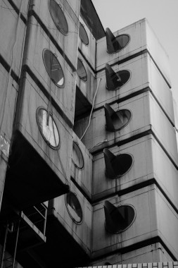 Tokyo Architecture Nakagin Capsule Urban Design