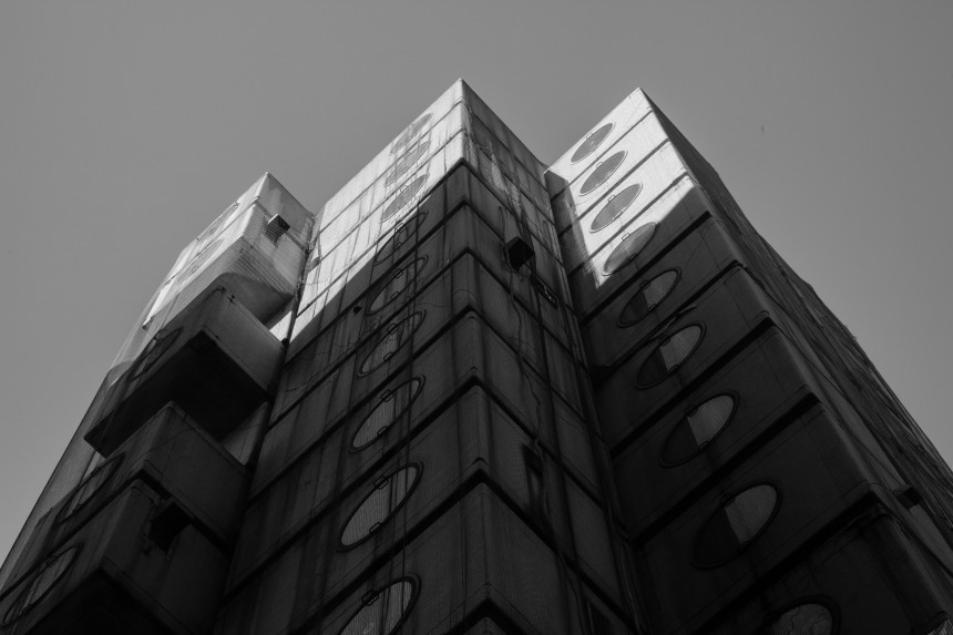 Tokyo Architecture Nakagin Capsule Tower Kisho Kurokawa Urban Design