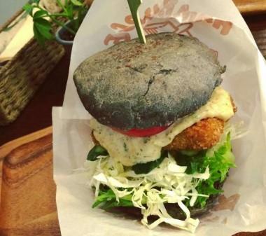 Veganic Burger to Go Tokyo
