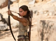 Tomb Raider movie review still Tokyo Japan