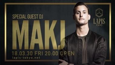 Lapis Tokyo feat. DJ MAKJ