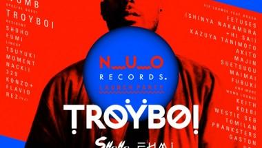 N_U_O presents TroyBoi  -N_U_O Records Launch Party-