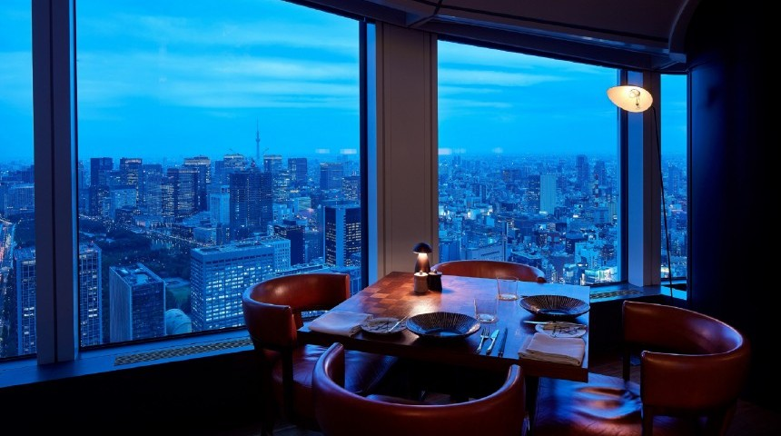 Andaz Tokyo's The Tavern - Grill & Lounge
