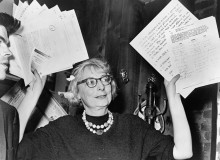 Citizen Jane documentary movie still Tokyo review