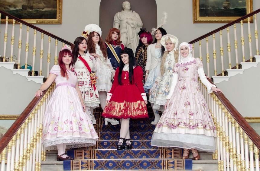 European Lolitas