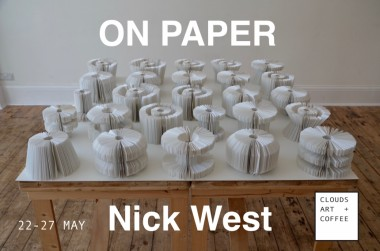 On Paper Nick West Art Exhibition