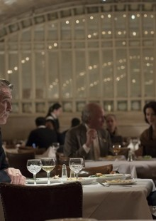 The Only Living Boy in New York movie review Pierce Brosnan Tokyo