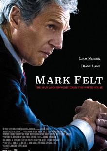 mark felt movie poster