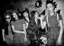 BimBamBoom girls band rock punk japanese june