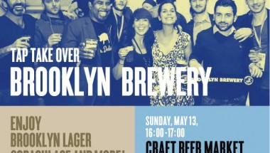 Brooklyn Brewery Tap Takeover at Craft Beer Market