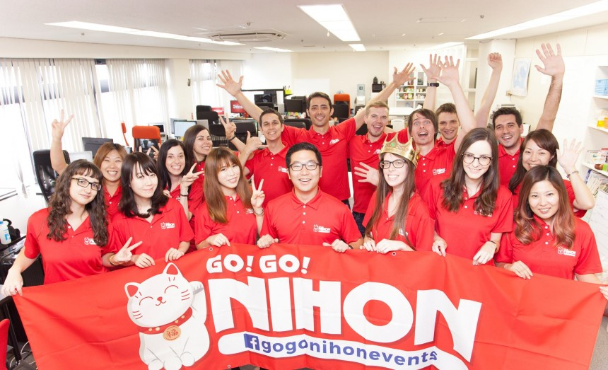 for students by students go go nihon tech start up student life advice help