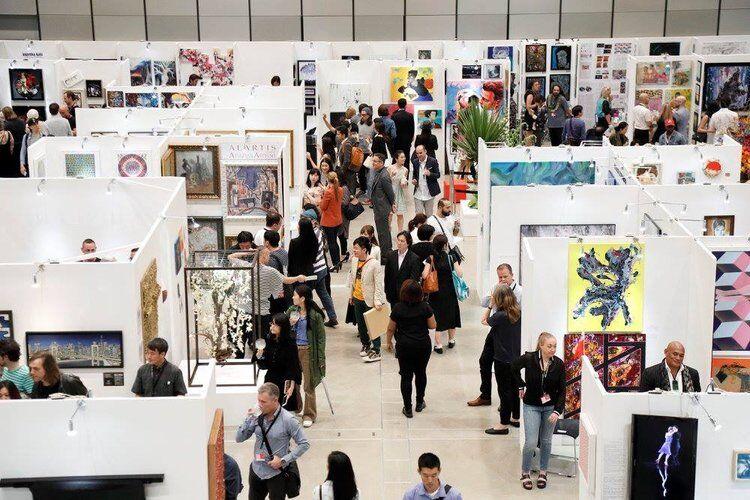 Tokyo International Art Fair 2018