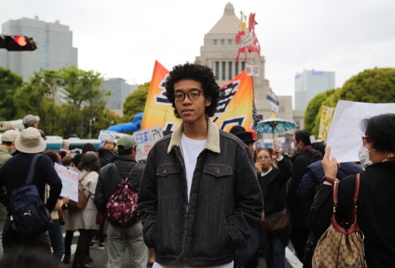 SEALDs Student Political Activism Abe Constitution Japanese Activists Government Social Issues