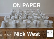 Nick West On Paper Art Exhibition Gallery Culture Tokyo