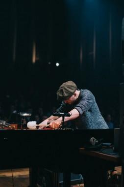 Nils Frahm piano