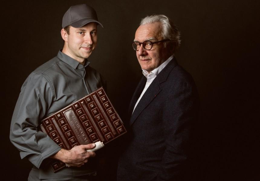 alain ducasse award chocolate tokyo