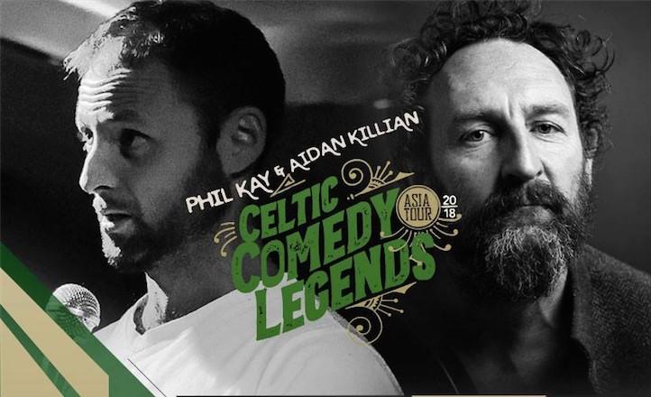 Phil Kay Live at Good Heavens