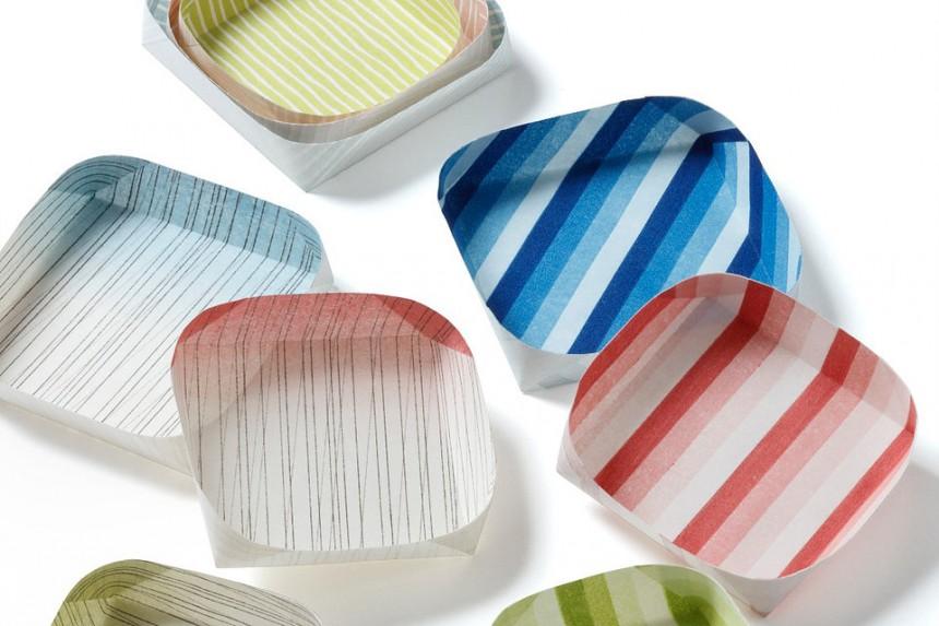 Taku Omura Product Design Ripple Vase Glass