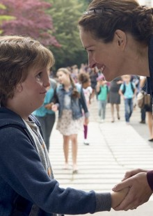 Wonder movie family drama anti-bullying