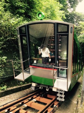 Mt Oyama Cable Car History Culture Tofu Travel Kanagawa Prefecture Day Trip Tokyo Japan