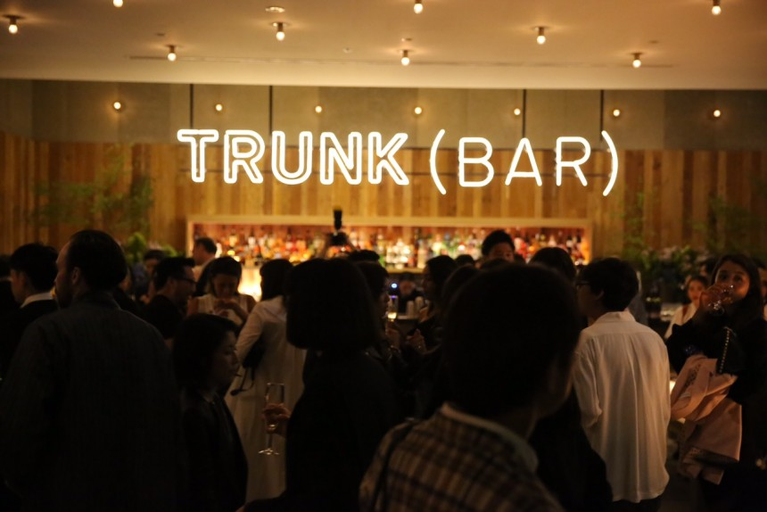 TRUNK Bar TRUNK(BAR) Hotel Drinking Alcohol Shibuya Cocktail Happy Hour Craft