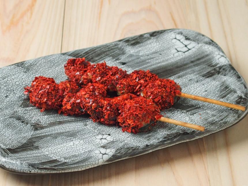 Eel Ufuku Unagi Restaurant Review Hatchobori Japanese Food Cuisine Skewer Yakitori Tokyo