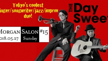Morgan Salon #15: THE DAY SWEET