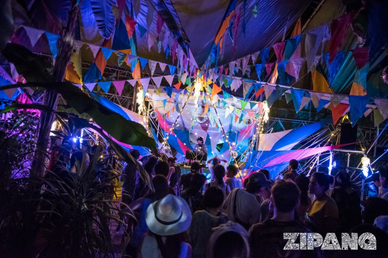 zipang festival 2018 june chiba ;usic electronic techno nobu dj