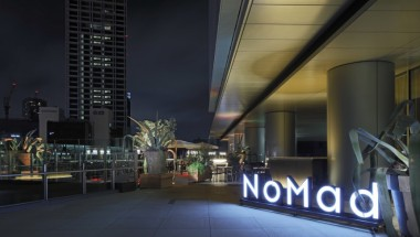 NoMad Grill Lounge Terrace Rooftop Bar Restaurant
