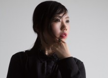 Akiko Kiyama Japanese Musician Electronic Techno Music Portrait