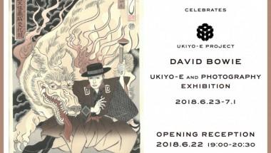 David Bowie Ukiyo-e Exhibition