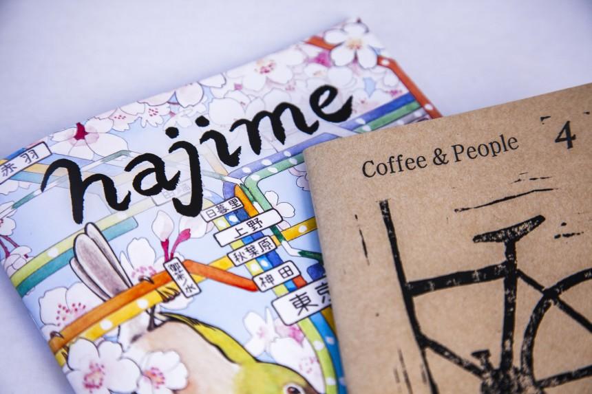 June Tech Design Tokyo LIterary Zine Hajime