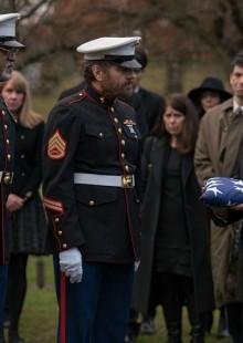 Last Flag Flying movie Bryan Cranston Steve Carrel military movie review