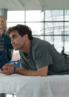 stronger movie still jake gyllenhaal recovery boston marathon
