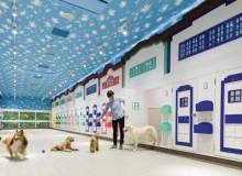 WANCOTT dog care facility