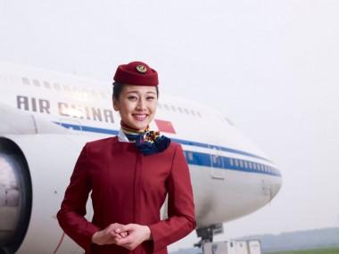 Air China stewardess