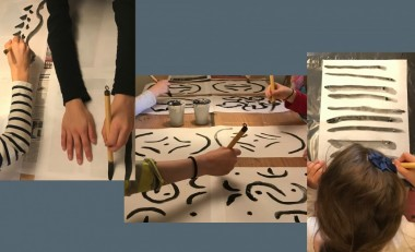 Calligraphy and Sumi-e Art Workshop