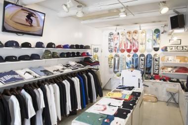 skateboarding fatbros store nakano
