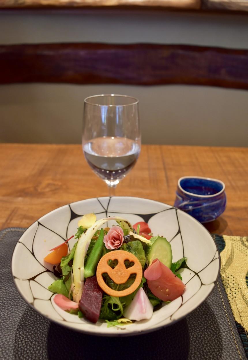 meal den restaurant kaiseki jingumae shibuya