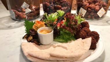 Falafel Fun in Tokyo