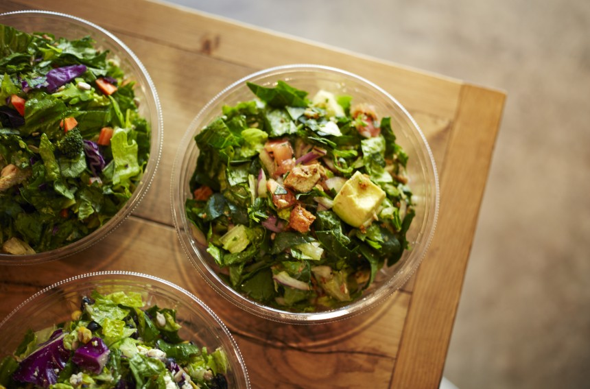 CRSIP SALAD WORKS Salad
