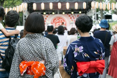 Shibuya no Natsumatsuri Summer Festival Food Music Events