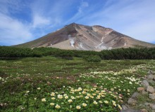 Mount Asahidake, Higashikawa, Hokkaido